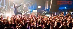 Цветные картинки «Синего Концерта» Amatory встоличной «Точке» (фото)