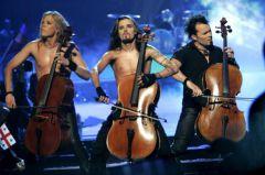 Новая «Седьмая симфония» Apocalyptica иконцерт вМоскве— впродаже 23августа