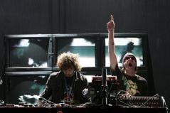 Живое выступление U.N.K.L.E. —своего рода концертный вариант3D