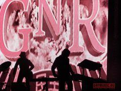 Guns N' Roses выступили спервым вистории концертом вМоскве (Фото)