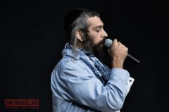 Американец Matisyahu вМоскве исполнил хасидский регги (фото)