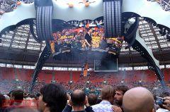 ВМоскве успешно завершился концерт группыU2