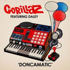 Новый сингл Gorillaz «Doncamatic» будет выпущен вконце ноября