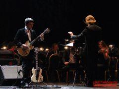 Оркестр «Глобалис» иГеоргий Каспарян. Крокус Сити Холл. 16декабря 2010 года