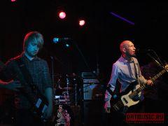 Концерт новой группы лидера Tequilajazzz Евгения Федорова Zorge. The Band прошел вМоскве
