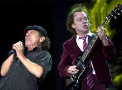 AC/DC выпускают новый живой альбом
