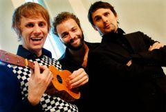 Muse выступят вМоскве иСанкт-Петербурге