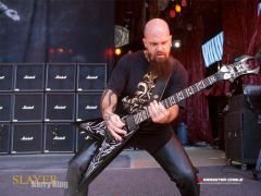 European Carnage. Slayer иMegadeth вОлимпийском