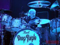 Deep Purple выступили вОлимпийском