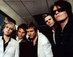Duran Duran презентуют вМоскве новый альбом