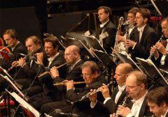 Лондонский Королевский филармонический оркестр встоличном концертном зале Крокус Сити Холл