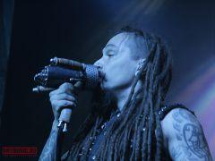 Концерт Amorphis вМоскве (фото)