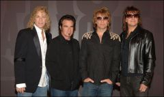 Bon Jovi выступят вМоскве