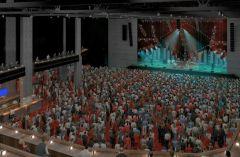 ВМоскве открывается новый большой клуб «Stadium.Live»
