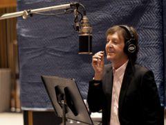 Paul McCartney выложил он-лайн новый сингл