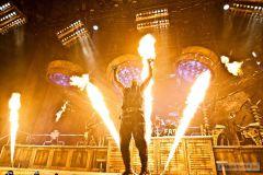 Rammstein выступят вМоскве сдвумя концертами