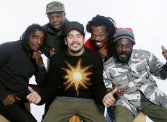 ВМоскве выступит легендарная регги-ргуппа The Wailers