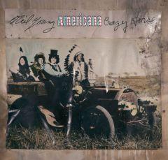 Neil Young иCrazy Horse выпускают новый альбом
