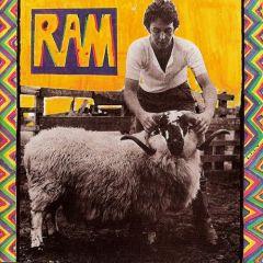 Paul McCartney переиздает альбом «RAM»