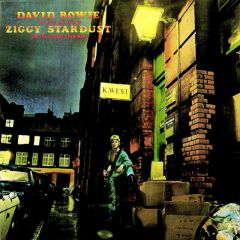 David Bowie переиздаёт альбом «Ziggy Stardust»