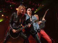 Judas Priest выступили вМоскве впоследний раз