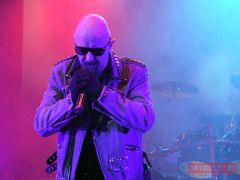 Judas Priest: финальный московский концерт (фото)