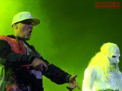 Limp Bizkit выступили вМоскве сдвойным концертом