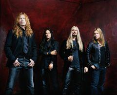 Megadeth презентовали Москве «Th1rt3en»