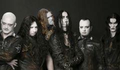 Dimmu Borgir отыграли вМоскве концерт вдвух актах
