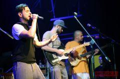 SunSay выступил вМоскве впоследний день лета
