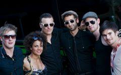 Модные иамбициозные Parov Stelar Band отыграют свой очередной концерт вБелокаменной