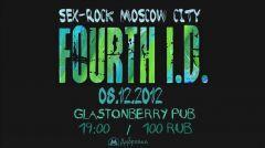 Танцевальную этику сшармом рок-н-ролла представит группа Fourth I.D. напервом сольном концерте вМоскве