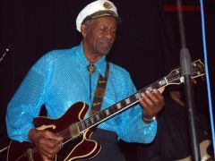 Chuck Berry выступит вМоскве сдвумя концертами