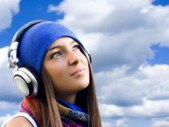 Музыка помогает снять стресс