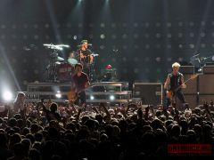Дебютный концерт Green Day вМоскве стал настоящим праздником!