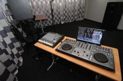 ВКрасноярске появилась студия звукозаписи для молодых музыкантов