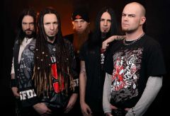 В Россию едут Five Finger Death Punch