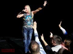 Uriah Heep снова выступили вМоскве