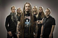 Amorphis выступили вМоскве сновой программой