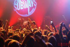 Subways выступили вМоскве (фото)
