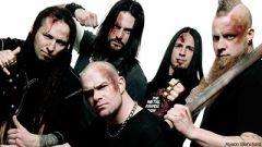 Five Finger Death Punch ударили своей пятерней поМоскве