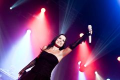 Tarja Turunen снова выступила вМоскве