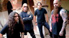 Slayer снова выступят вМоскве
