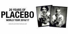 Placebo выступят вРоссии врамках тура «20years ofPlacebo»