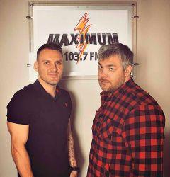 Новое утреннее шоу радио Maximum стартовало 1апреля