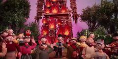 Radiohead выпустили новый кип «Burn The Witch» (видео)
