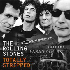 Rolling Stones выпускают сборник «Totally Stripped»