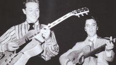 Скончался Скотти Мур, гитарист группы Элвиса Пресли