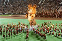 Путешествие олимпийского Мишки поклипам рок-групп