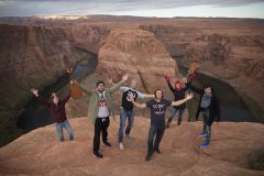 Группа Без Билета сняла видео начетырёх континентах